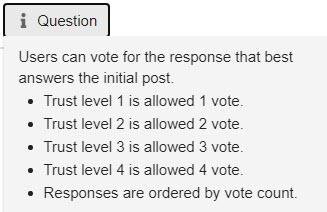Question Info